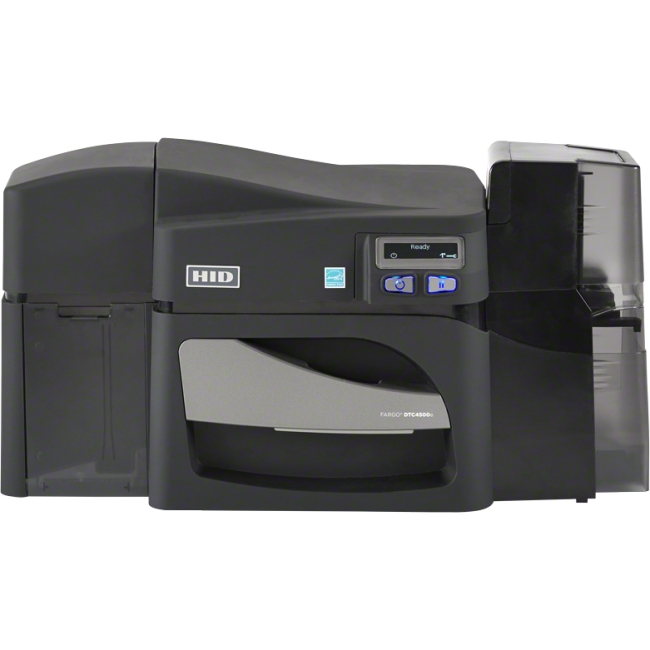 Fargo ID Card Printer / Encoder Dual Sided 055520 DTC4500E