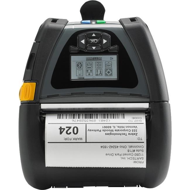 Zebra Mobile Printer QN4-AUCA0M00-00 QLn420