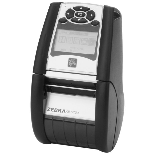 Zebra Mobile Printer QH2-AUNA0M00-00 QLn220