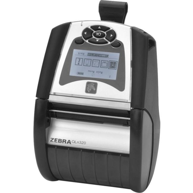 Zebra QLn320 Mobile Printer QH3-AUCA0M00-00 QLN320