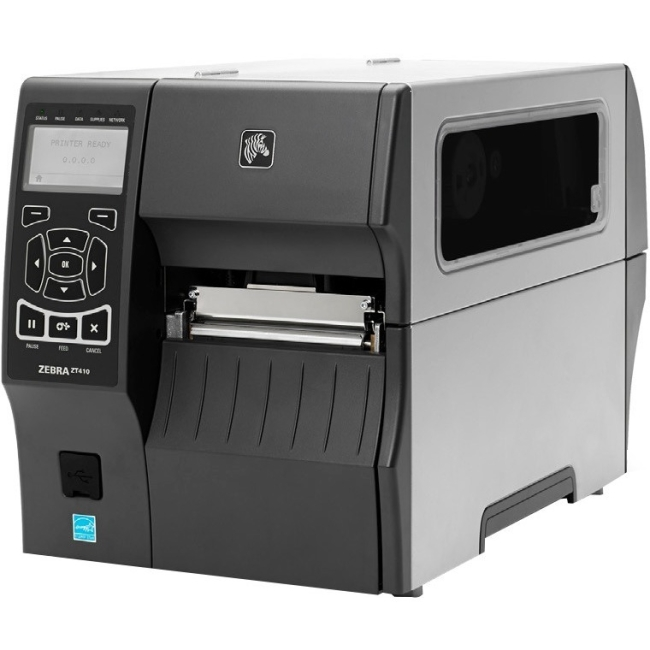 Zebra ZT400 Label Printer ZT41046-T010000Z ZT410