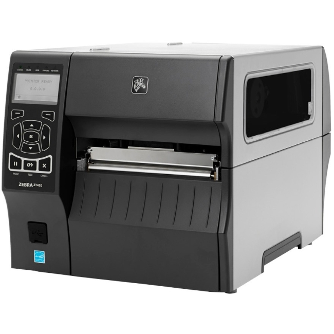 Zebra ZT400 Label Printer ZT42062-T010000Z ZT420