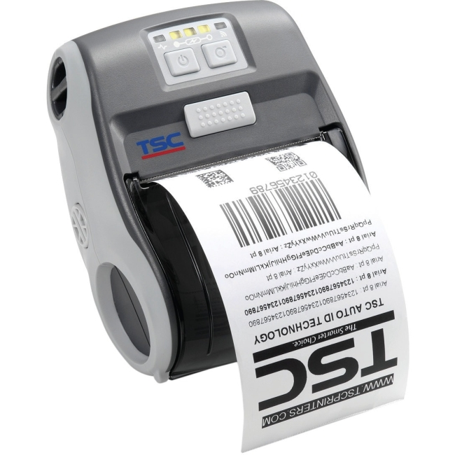 TSC Auto ID Portable Direct Thermal Printer 99-048A013-00LF ALPHA-3R