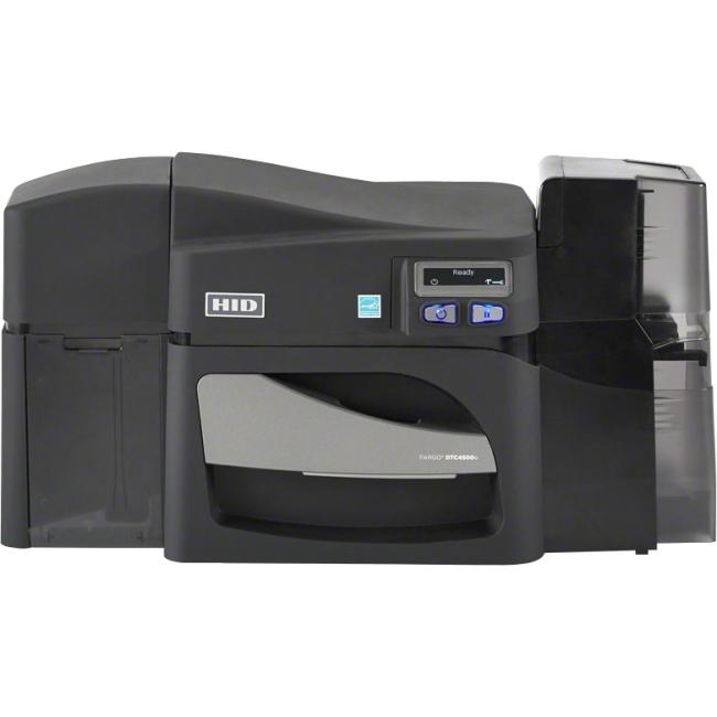 Fargo ID Card Printer / Encoder 055406 DTC4500E
