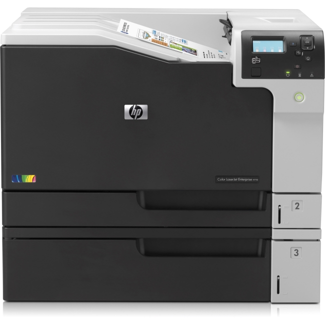 HP Color LaserJet Enterprise (D3L09A) - Refurbished D3L09AR#BGJ M750DN