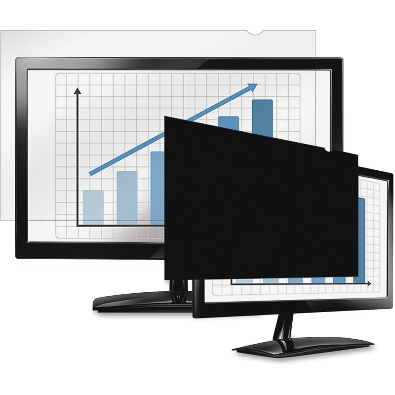 """Fellowes PrivaScreen Blackout Privacy Filter - 21.5"""" Wide 4807001 FEL4807001"""