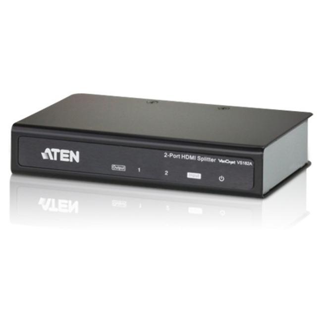 Aten 2-Port HDMI Splitter VS182A