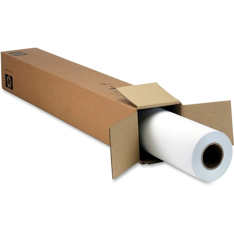 HP Universal Satin Photo Paper-610 mm x 30.5 m (24 in x 100 ft) Q1420B
