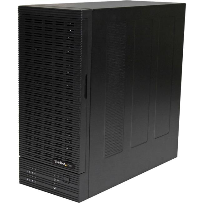 StarTech.com USB 3.0 / eSATA SSD/HDD Enclosure S358BU33ERM