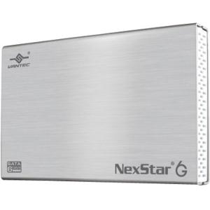 "Vantec NexStar 6G 2.5"" SATA III 6 Gbp/s to USB 3.0 External Hard Drive Enclosure NST-266S3"
