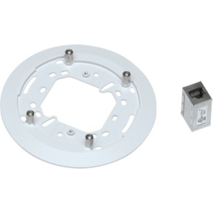 AXIS J-Box/Gang Box Plate and Network Cable Coupler Indoor 5503-921 T94F01M