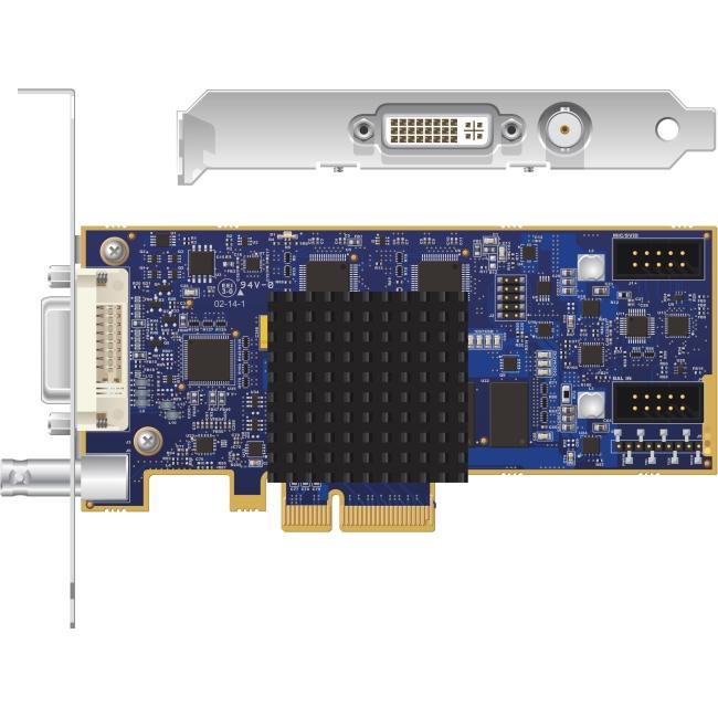 Epiphan SDI, DVI, HDMI and VGA Internal Video Grabber ESP0705 DVI2PCIe Duo