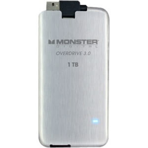 Monster Digital Overdrive 3.0 Solid State Drive SSDOU-1000-A
