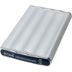 Buslink BUSlink Disk-On-The-Go USB 2.0 SSD Portable Drive DL-250SSDU2 DL-160SSDU2