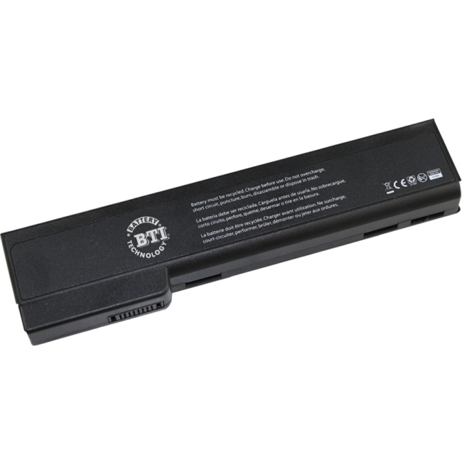BTI Laptop Battery for HP Compaq EliteBook 8470P (B6P96EA) HP-EB8460P-2