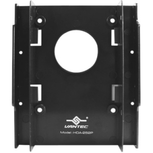 "Vantec Dual 2.5"" to 3.5"" Hard Drive Mounting Kit HDA-252P"