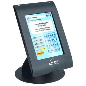 "MMF POS Tablet Enclosure with Stand for 9-10"" Tablets - Blac MMFTE101104"