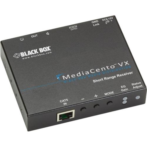 Black Box MediaCento VX Standard Receiver AVX-VGA-TP-SRX