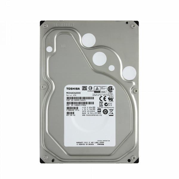Toshiba 2 TB 3.5 inch Near Line Hard Disk Drive MC04ACA200E