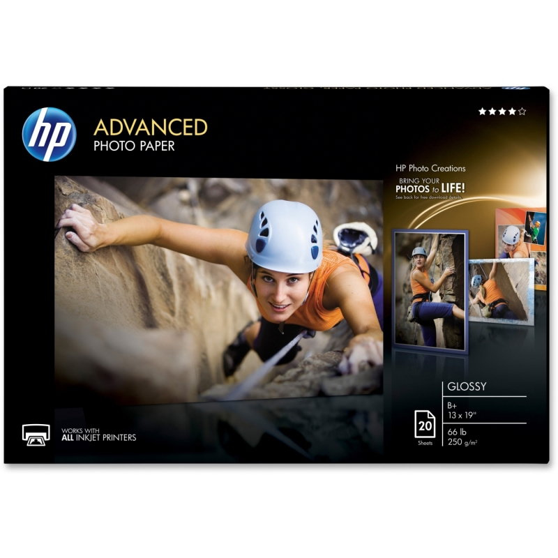 HP Advanced Photo Paper CR696A HEWCR696A