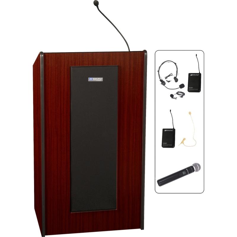 AmpliVox Wireless Presidential Plus Lectern SW450MH APLSW450 SW450