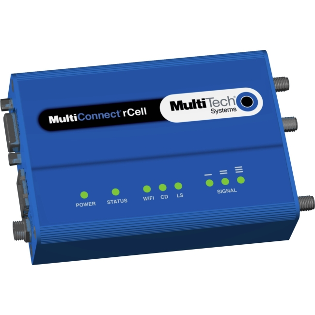 Multi-Tech Router with GPS and US Accessory Kit MTR-H5-B08-US