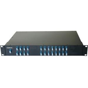 """AddOn - Network Upgrades 8/16 Channel CWDM/DWDM MUX/DEMUX 19"""" Rack Mount w/LC Connector ADD-CWDWMUX816E-LC"""