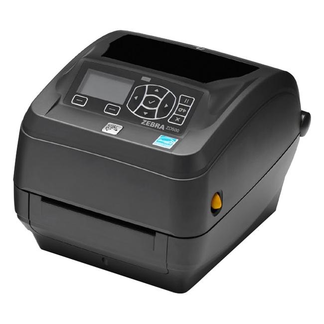 Zebra Desktop Printer ZD50043-T21200FZ ZD500