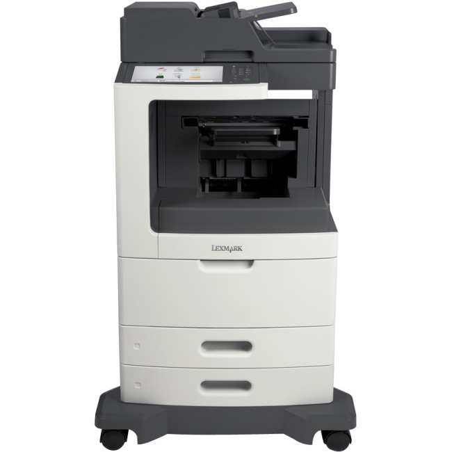 Lexmark Laser Multifunction Printer Government Compliant CAC Enabled 24TT487 MX810DE