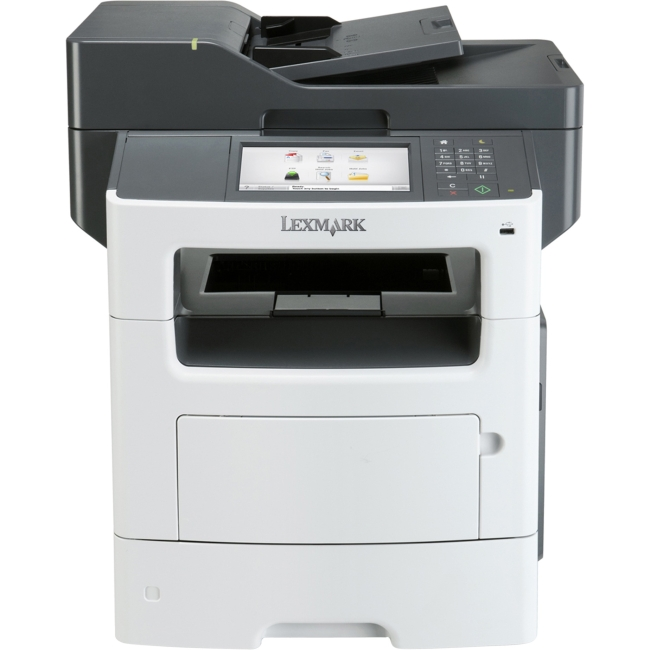 Lexmark Multifunction Laser Printer Government Compliant CAC Enabled 35ST811 MX611DE