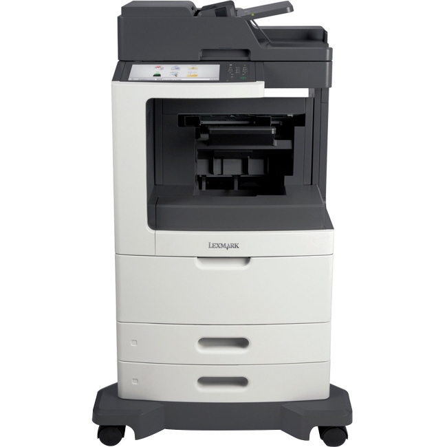 Lexmark Multifunction Laser Printer Government Compliant CAC Enabled 24TT446 MX810DE