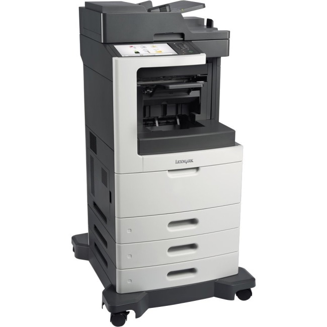 Lexmark Laser Multifunction Printer Government Compliant CAC Enabled 24TT421 MX811DTE