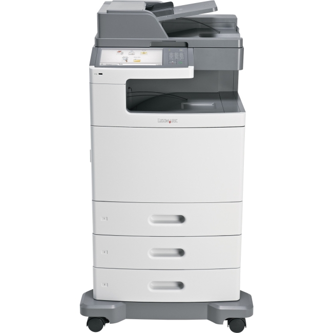 Lexmark Multifunction Printer Government Compliant CAC Enabled 47BT309 X792DTE