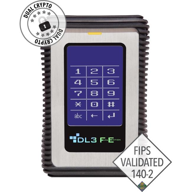 DataLocker DL3 Hard Drive FE1000RFID