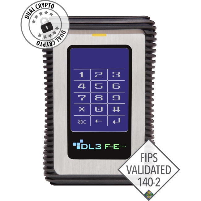 DataLocker DL3 Hard Drive FE0500RFID