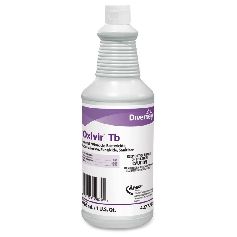Diversey Oxivir Ready-to-use Surface Cleaner 4277285CT DVO4277285CT