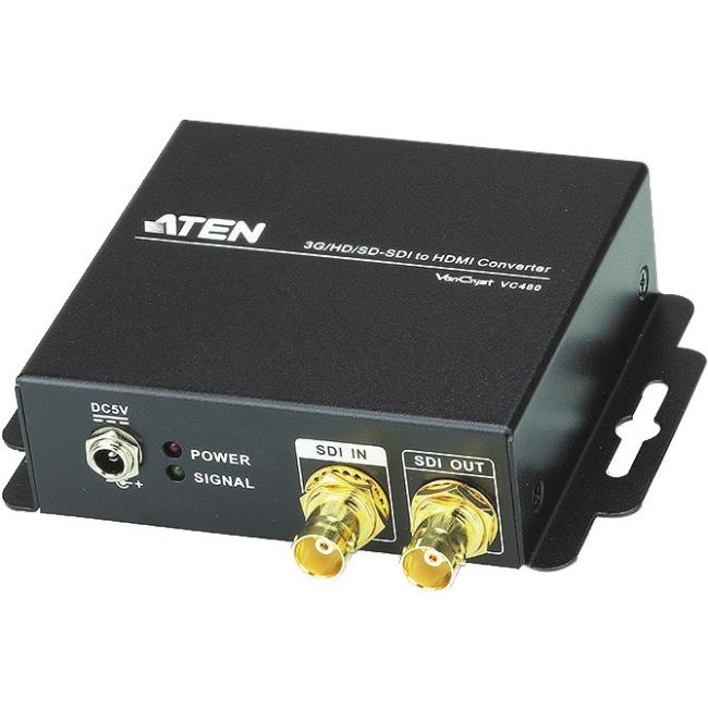 VanCryst 3G/HD/SD-SDI to HDMI Converter VC480
