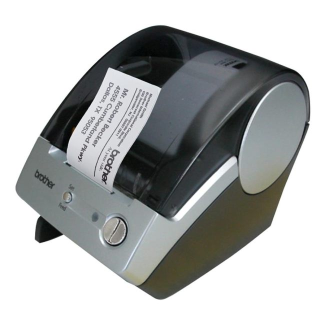 Brother P-Touch Label Printer QL500 BRTQL500 QL-500