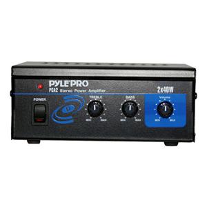Pyle Amplifier PCA2