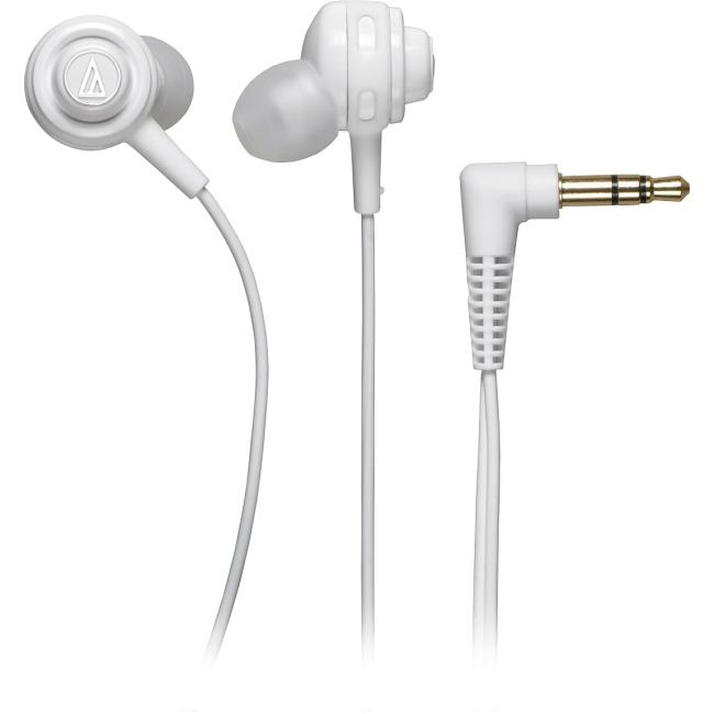 Audio-Technica Core Bass In-Ear Headphones ATH-COR150WH ATH-COR150