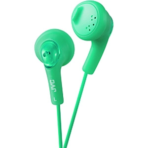 JVC Gumy Earphone HA-F160-G HA-F160