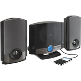 GPX Micro Hi-Fi System HM3817DTBLK HM3817DT