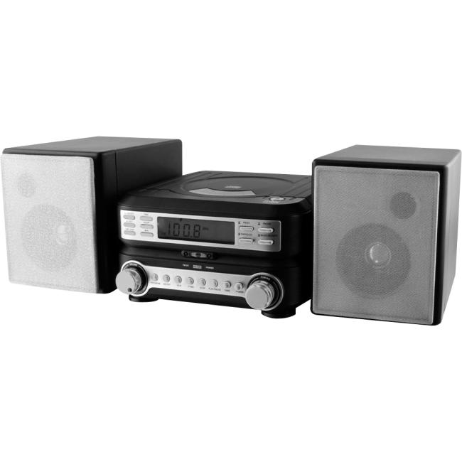 GPX Micro Hi-Fi System HC221B