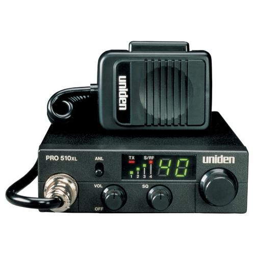 Uniden CB Radio PRO510XL