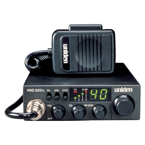 Uniden CB Radio PRO-520XL