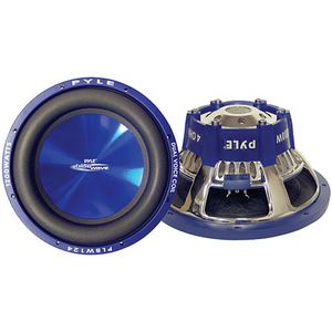 Pyle Blue Wave Subwoofer PLBW104