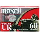 Maxell Audio Cassette 109024