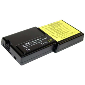 Total Micro Lithium Ion Notebook Battery 02K6821-TM