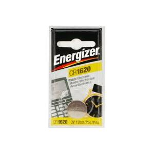 Energizer Lithium Button Cell Battery ECR-1620BP