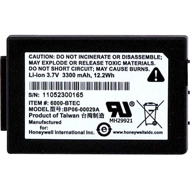Honeywell Mobile Computer Battery 6000-BTEC